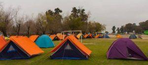 camping baradero
