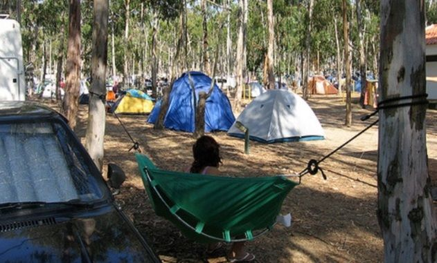 Camping en Baradero
