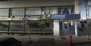 correo argentino baradero