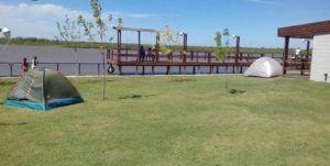 SMATA baradero camping