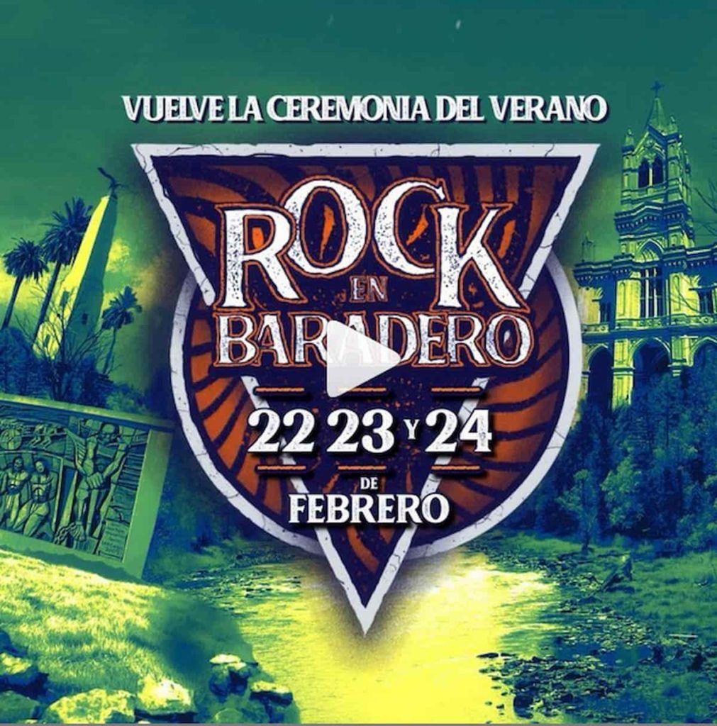 baradero rock 2020